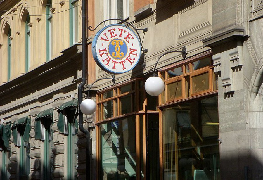 Cafeneaua Vetekatten (Vetekatten) [POI]