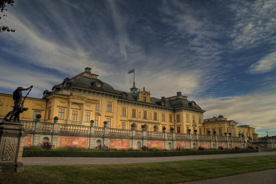 Palatul Drottningholm (Drottningholm) [POI]