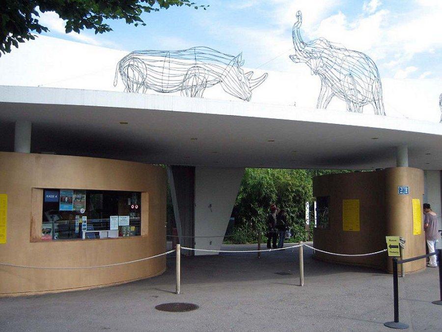 Grădina exotică Zurich (Zoologischer Garten) [POI]