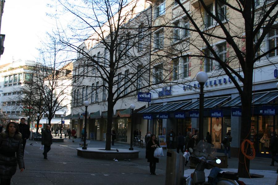 Strada Bahnhofstrasse (Bahnhofstrasse) [POI]