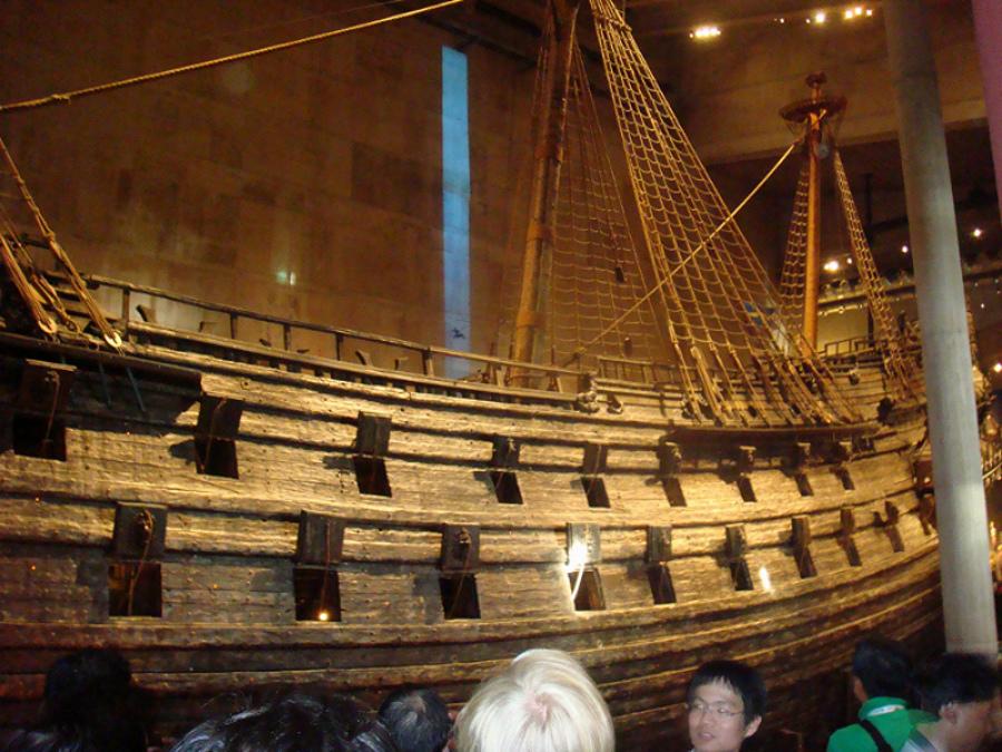 Muzeul Vasa (Vasa Museet) [POI]