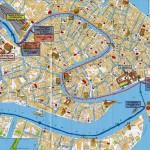 Hartă turistică Veneţia