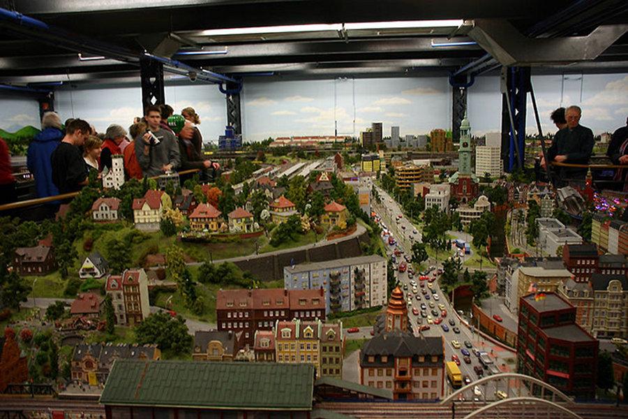 Miniatur Wunderland sau cum este lumea în miniatură