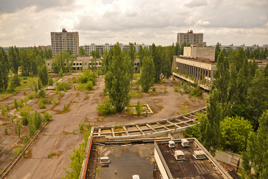 Ultimul trend în materie de turism: Cernobâl