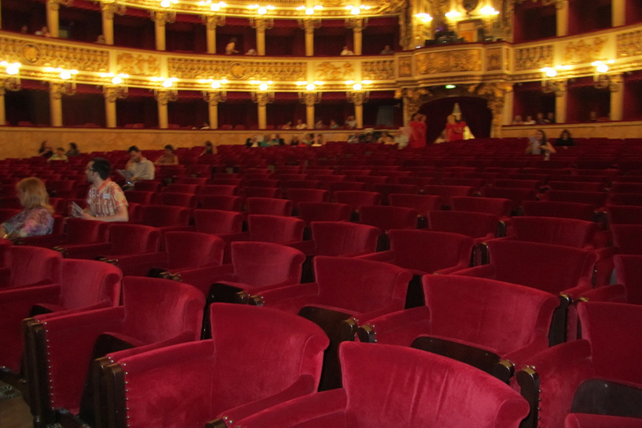 Teatro San Carlo (Teatrul San Carlo) [POI]