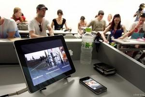 Utilizarea iPad-ului în timpul zborurilor