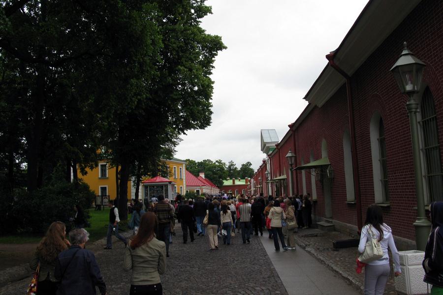 Ce vizitezi inedit la Sankt Petersburg