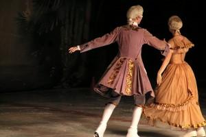 Rusia, capitala baletului