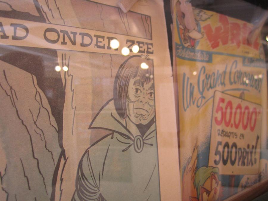 Muzeul de benzi desenate (La Maison de la Bande Dessinee) [POI]