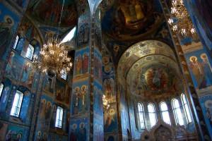 Biserica Mântuitorului pe Sângele Vărsat