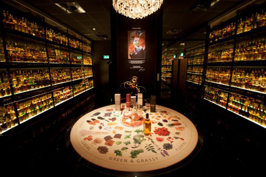 Muzeul de Scotch şi Whisky (The Scotch Whisky Experience) [POI]
