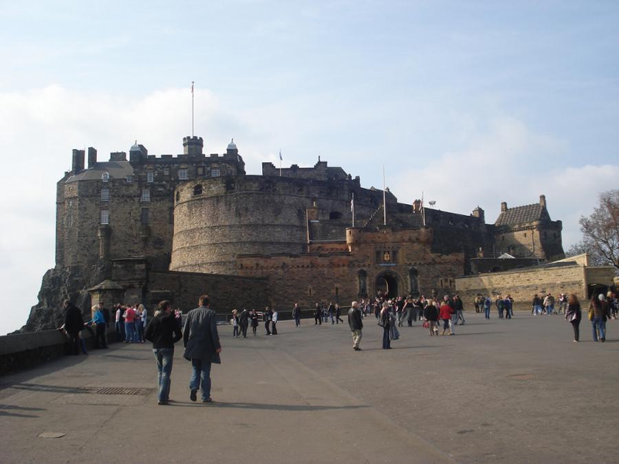 Castelul Edinburgh (Edinburgh Castle) [POI]
