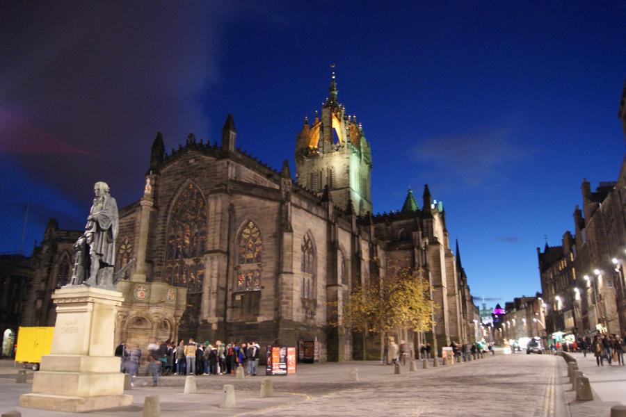 Catedrala Sfântului Giles (Saint Giles' Cathedral) [POI]