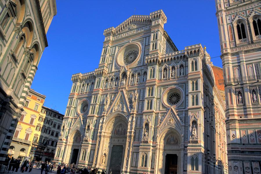 Domul din Florenţa (Santa Maria del Fiore) [POI]