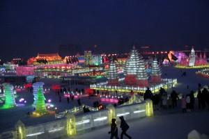 Festivalul de Gheata de la Harbin