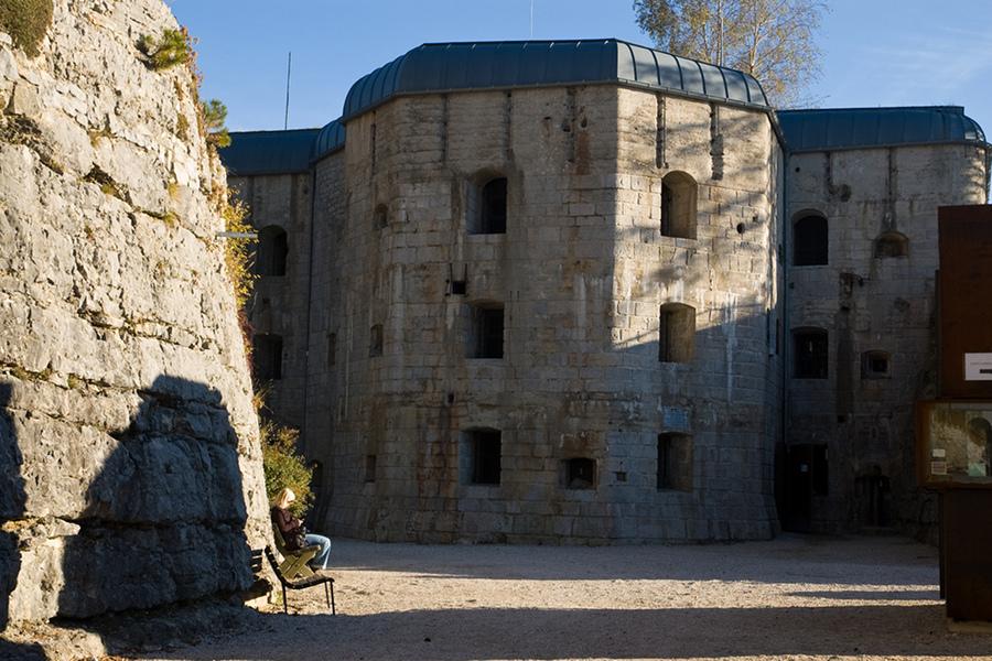 Fortăreaţa Belvedere (Forte Belvedere) [POI]