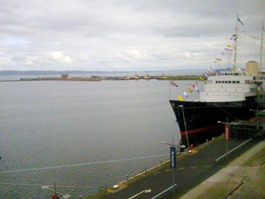 Iahtul Regal Britannia (Royal Yacht Britannia) [POI]