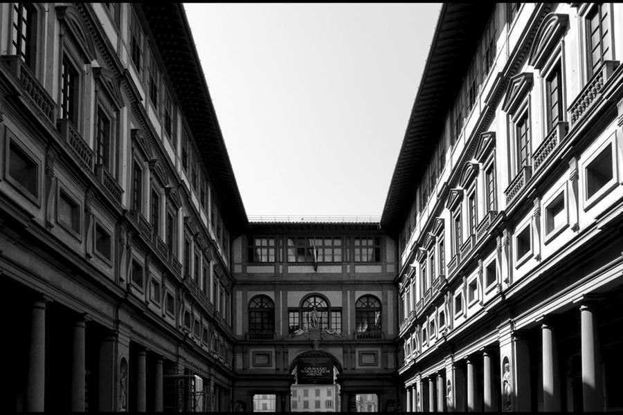 Galeriile Uffizi (Galeria Uffizi) [POI]