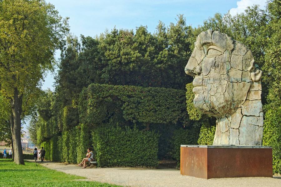 Grădinile Boboli (Giardini di Boboli) [POI]