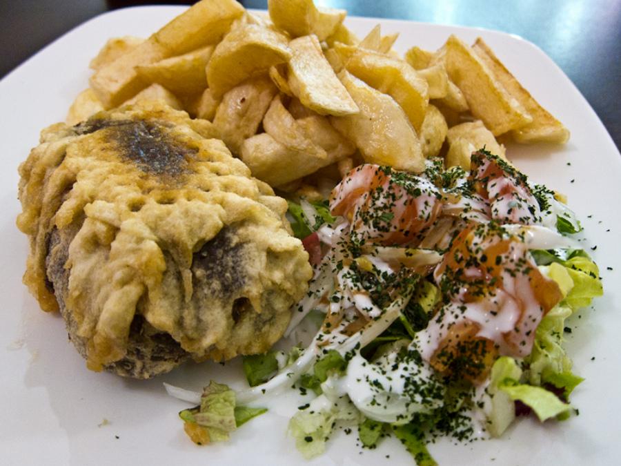 Gastronomia scoţiană şi tainele gătitului în Edinburgh