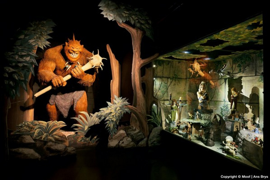 Muzeul de figurine (MOOF) [POI]