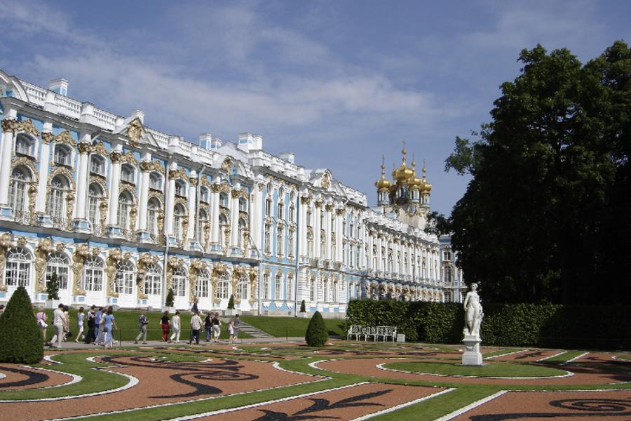 Oraşul Pushkin [POI]