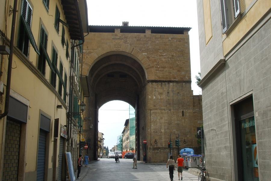 Porta San Frediano (Porta San Frediano) [POI]