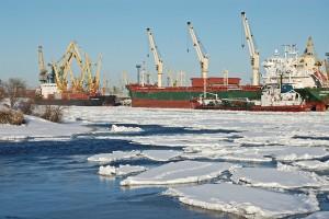 Portul din Sankt Petersburg