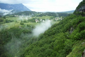 Privelistea de la Forte Belvedere