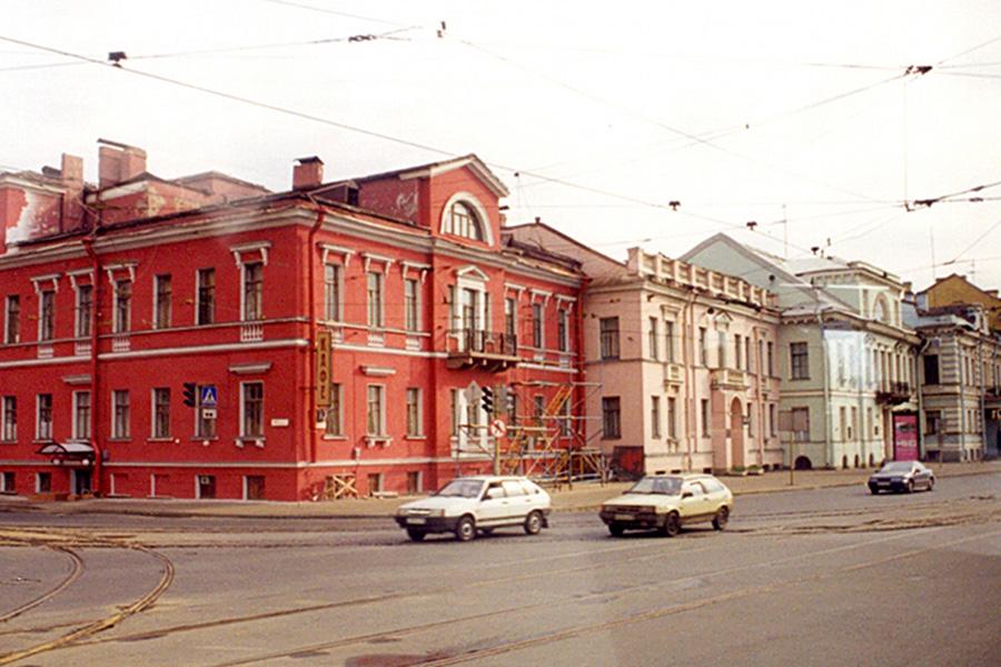 Atracţii turistice importante în Sankt Petersburg