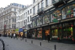 Shopping prin Bruxelles