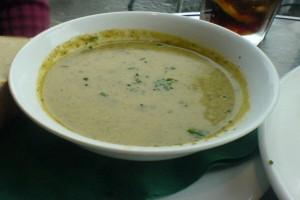 Supa scotiana de varza