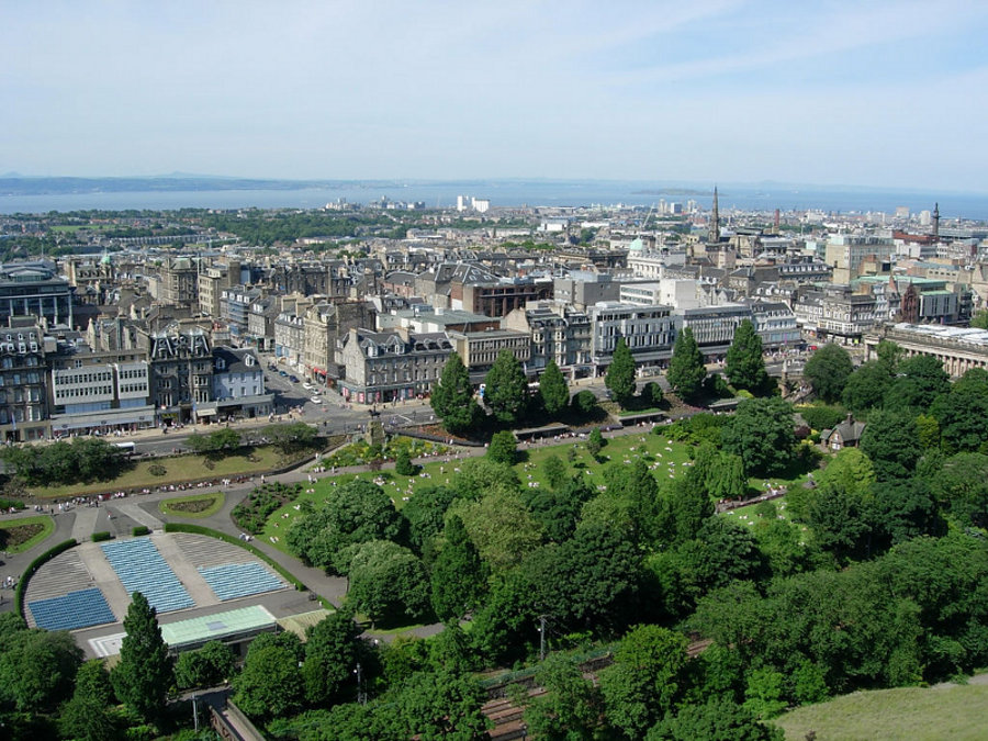 Toate informaţiile despre Edinburgh, city break-ul scoţian [video]