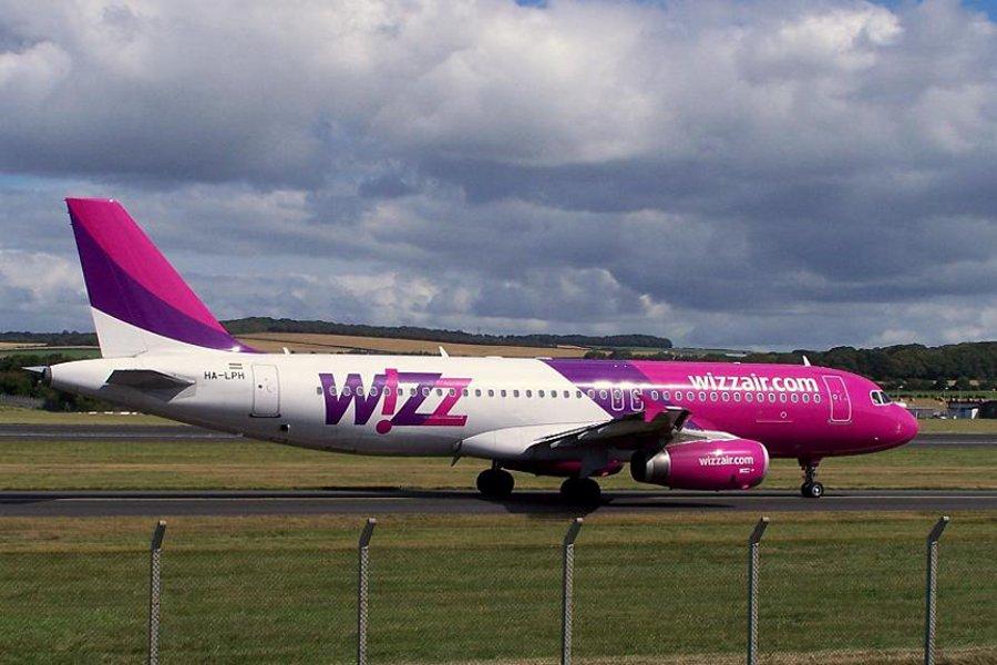 Transportul de pasageri s-a majorat cu 29% pentru Wizz Air