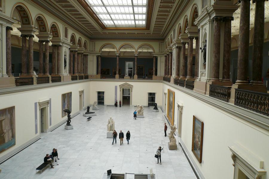 Muzeul de artă şi istorie (Musee d`Art et d`Histoire) [POI]