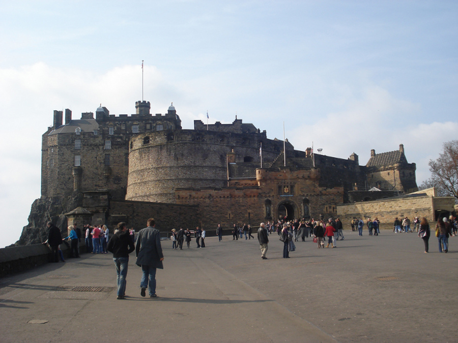 Obiective turistice importante în Edinburgh