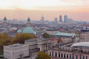 Berlin la apus
