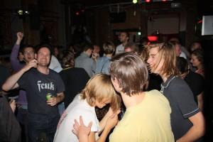 Cam cum arata o petrecere de vineri seara in Copenhaga