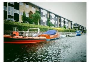 Canaltururile de prin Copenhaga