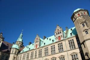 Castelul Kronborg din Copenhaga