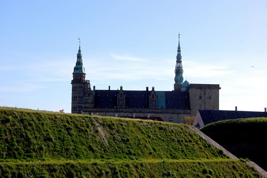 Castelul Kronborg (Kronborg Castle) [POI]