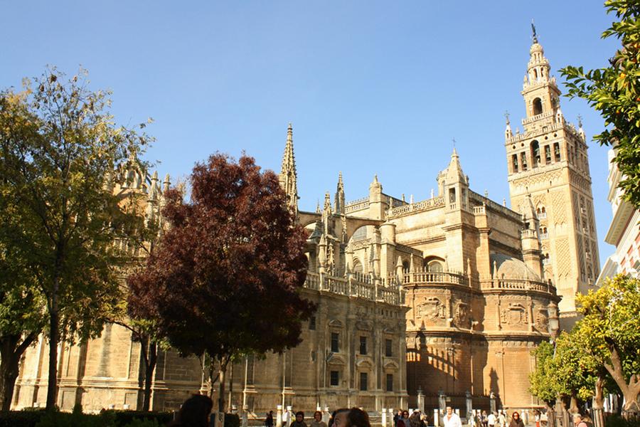 Catedrala Sevilia (Catedral de Sevilla) [POI]