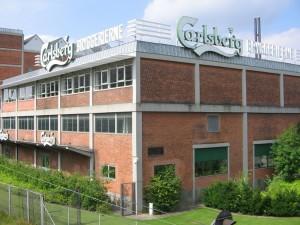 Fabrica berii Carslberg din Copenhaga