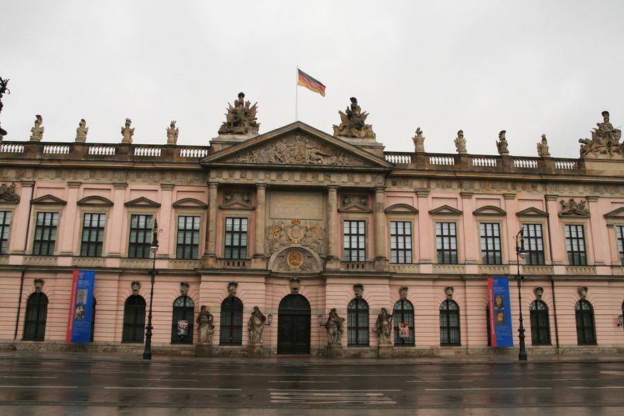 Muzeul de Istorie din Berlin (Deutsches Historisches Museum) [POI]
