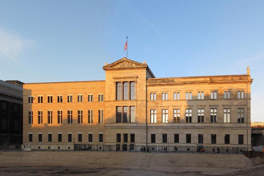 Muzeul Nou din Berlin (Neues Museum) [POI]