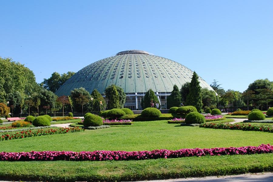 Grădinile Palatului de Cristal (Jardins do Palacio de Cristal) [POI]