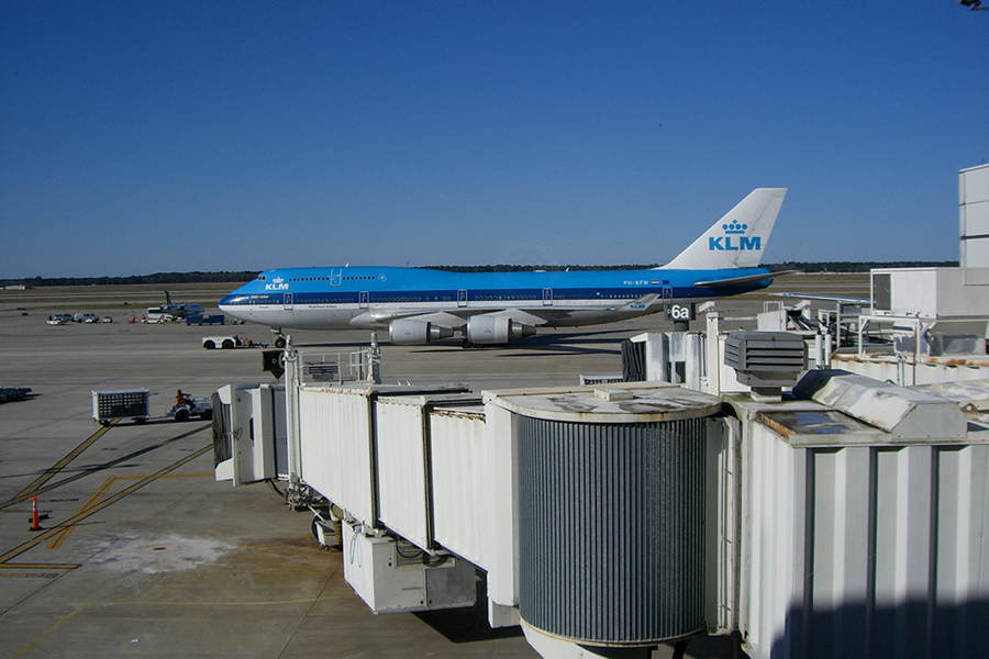 klm meet and seat review