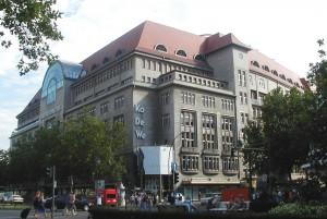 Kaufhaus des Westens din Berlin