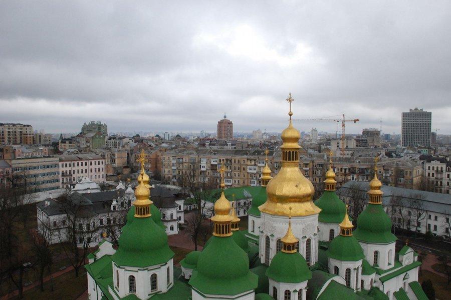 Vacanţă la Kiev