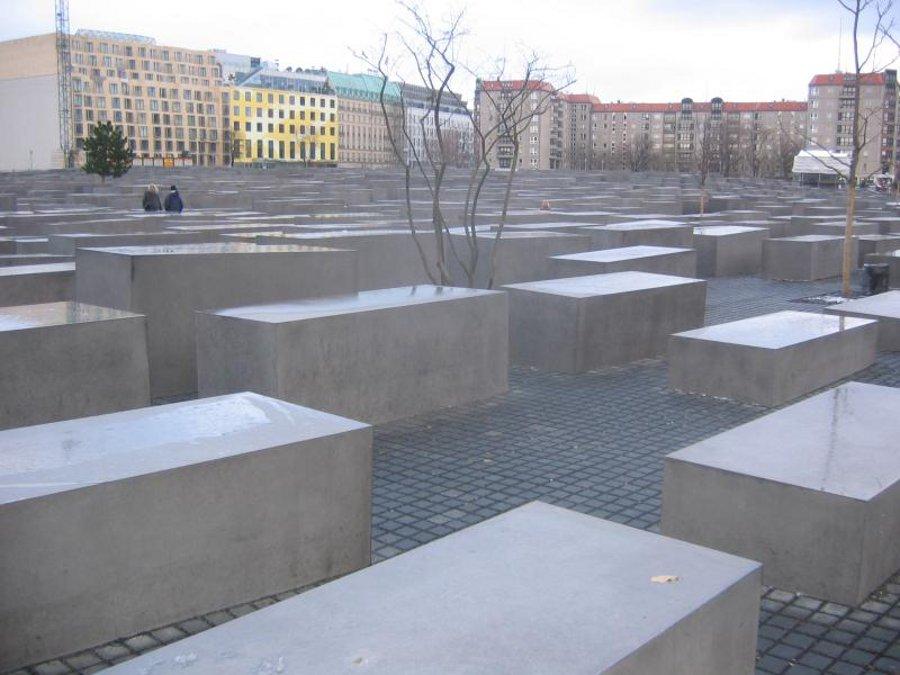 Memorialul Holocaust din Berlin (Holocaust-Mahnmal) [POI]